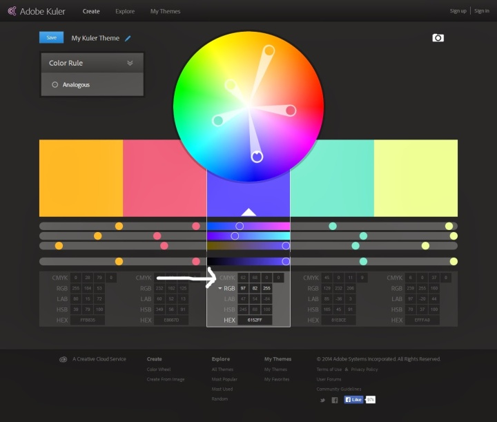 color-wheel-color-schemes-adobe-kuler-2-arrow